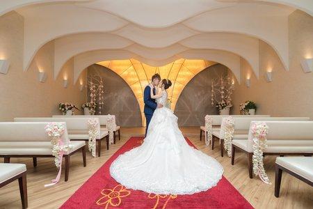 [婚攝] 中和晶宴會館 悅劇場 證婚午宴 婚禮紀錄