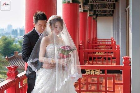 [高雄婚攝] 圓山大飯店 迎娶儀式 婚禮紀錄