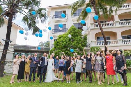 [台南婚攝] 台南商務會館 證婚午宴 婚禮紀錄