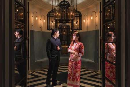 [婚攝] 文華東方酒店 結婚晚宴 婚禮紀錄
