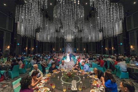 [高雄婚攝] 台鋁晶綺盛宴-珍珠廳 迎娶午宴 婚禮紀錄