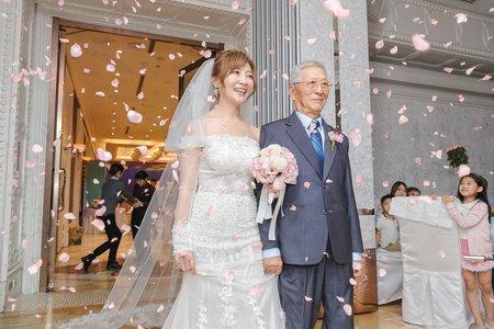 [台中婚攝] 林皇宮花園 證婚晚宴 婚禮紀錄