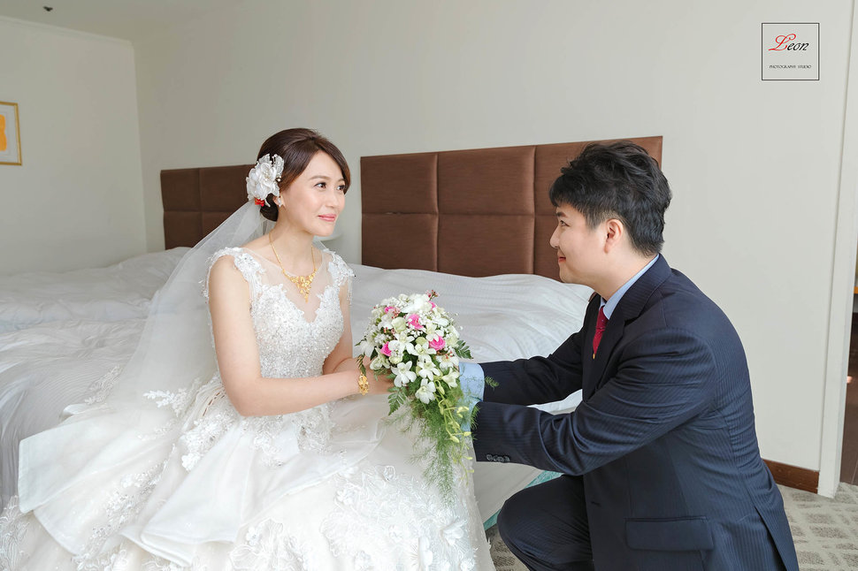 [高雄婚攝] 老新台菜-十全店 迎娶午宴 婚禮紀錄 - 婚攝Leon 影像工作室《結婚吧》