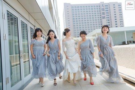 [婚禮紀錄] 類婚紗精選輯