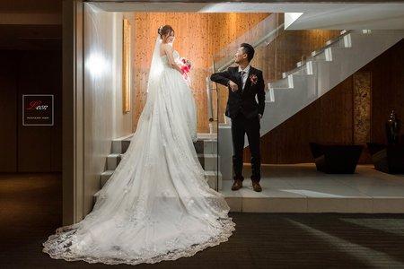 [高雄婚攝] 翰品酒店-雲廳 迎娶午宴 婚禮紀錄