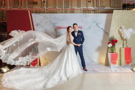 [高雄婚攝] 頤品大飯店 迎娶午宴 婚禮攝影