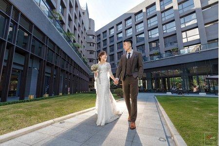 [台北婚攝] 白金花園酒店 訂結晚宴 婚禮攝影