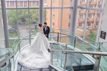 [台北婚攝] 徐州路2號 訂結晚宴 婚禮攝影