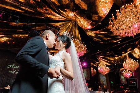 [婚攝] 君品酒店 結婚晚宴 婚禮紀錄