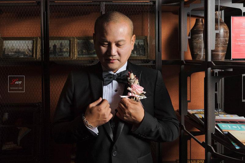 婚攝Leon 婚禮紀錄 單宴客方案