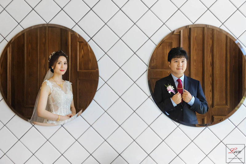 婚攝Leon 婚禮紀錄 儀式晚宴方案