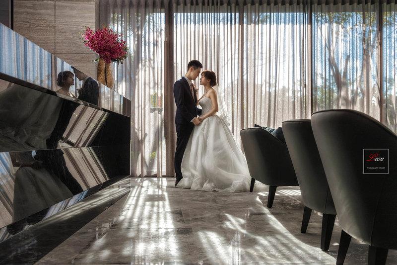 婚攝Leon 婚禮紀錄 平日優惠方案