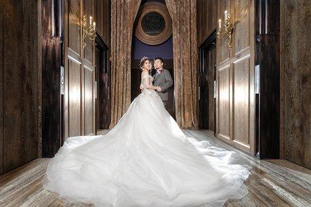 [台北婚攝] 君品酒店 迎娶晚宴 婚禮紀錄