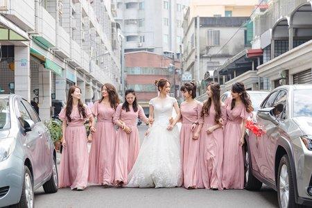 [屏東婚攝] 盧山囍宴會館 迎娶晚宴 婚禮紀錄