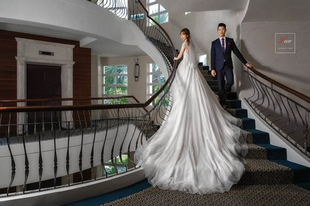 【迎娶午宴】台南商務會館|美式風格|雙人雙機服務