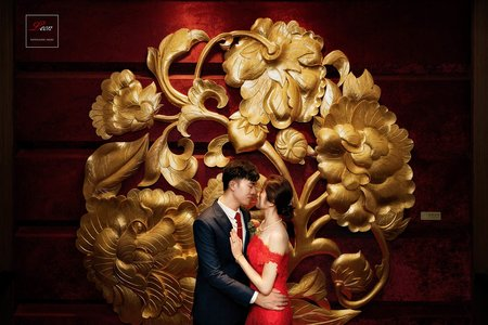 【雙儀式】高雄華園大飯店|婚禮紀錄|美式風格|手作捧花