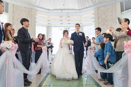 【證婚午宴】西子灣沙灘會館|婚禮紀錄|美式風格|外國新人|證婚推薦精選輯