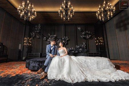 【迎娶午宴】台鋁晶綺盛宴-黃金廳|婚禮紀錄|美式風格|雙人雙機服務