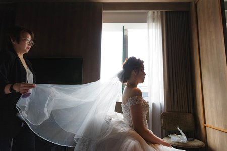 【迎娶午宴】台鋁晶綺盛宴-黃金廳|婚禮紀錄|美式風格