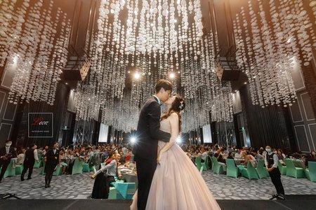 [結婚晚宴] 台鋁晶綺盛宴-銀河廳 | 婚攝Leon | 婚禮紀錄