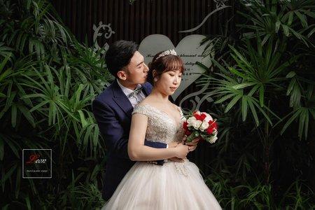 【青青食尚花園會館】婚攝Leon|美式風格