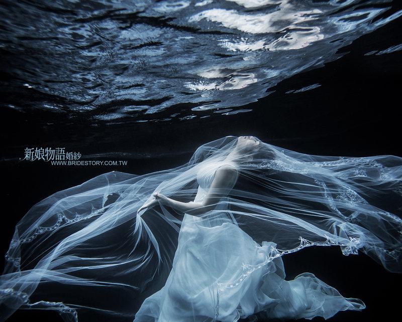 新娘物語婚紗