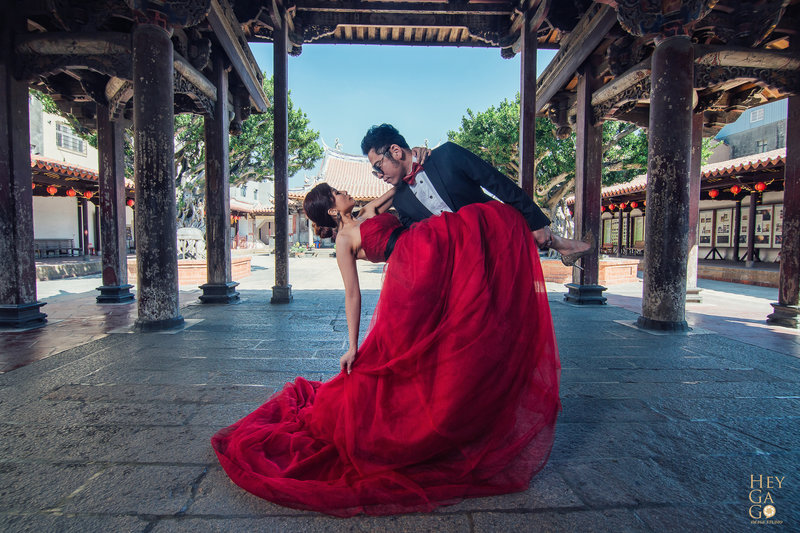 婚紗攝影-自助婚紗作品
