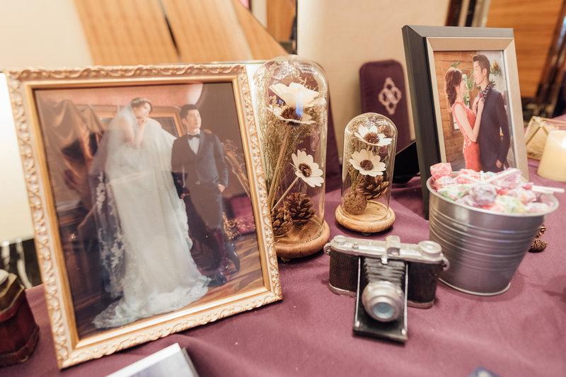 婚禮佈置作品