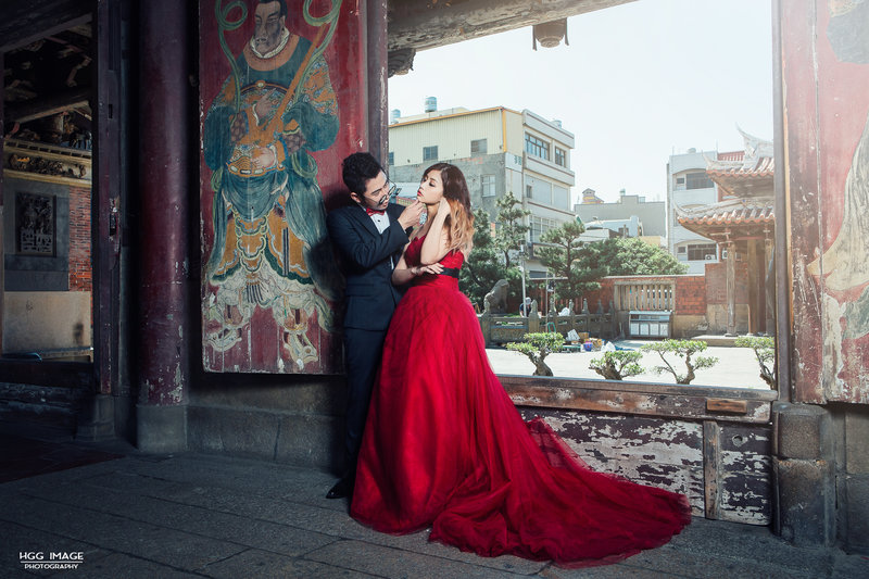 小資成家婚紗攝影專案作品