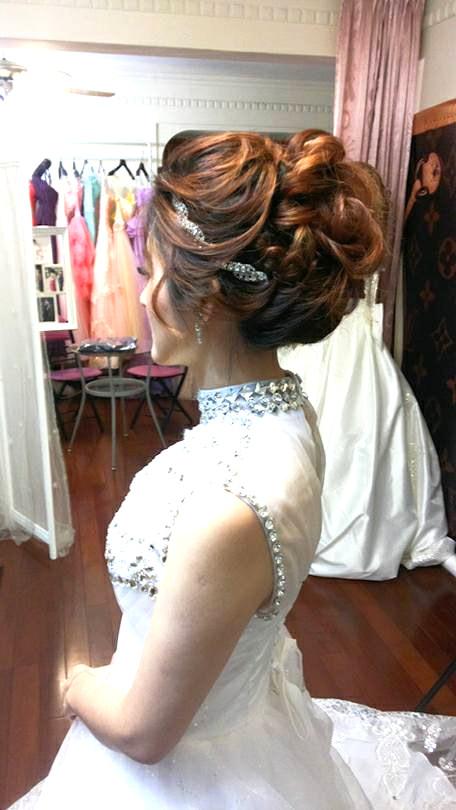 花精靈新秘Monica彩妝造型作品(編號:377116) - 花精靈婚紗∣攝影∣新秘 - 結婚吧