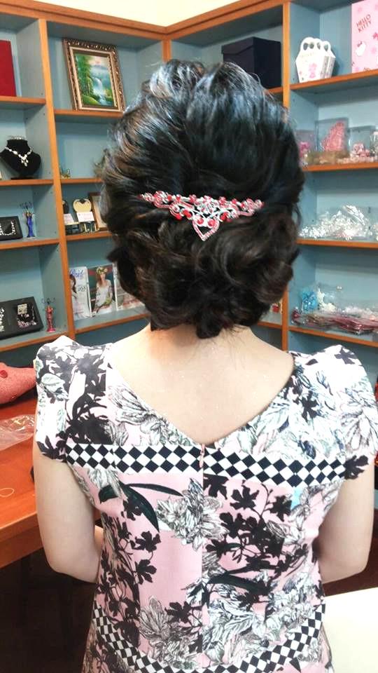 花精靈新秘Monica彩妝造型作品(編號:377125) - 花精靈婚紗∣攝影∣新秘 - 結婚吧
