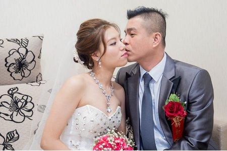 汐止花精靈婚紗美學 新秘Monica老師  2016張南汐止教堂婚禮