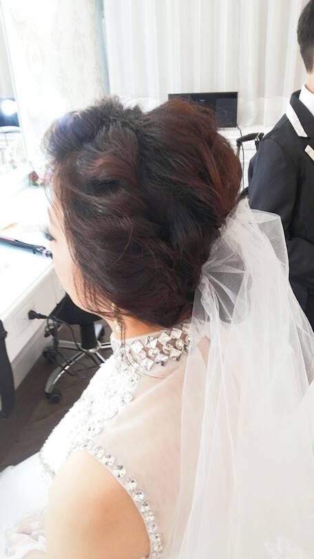 花精靈新秘Monica彩妝造型作品(編號:558832) - 花精靈婚紗∣攝影∣新秘 - 結婚吧