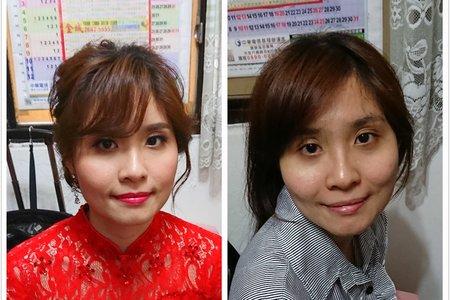 2018.3.10蘇小姐文訂 新娘秘書Monica