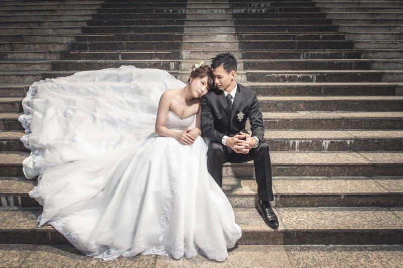 平價自助婚紗作品