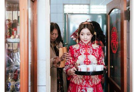 20191207文定儀式、江屋午宴