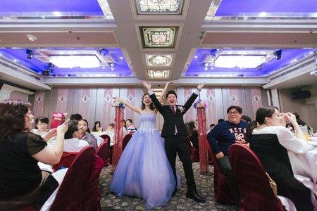 20191123新天地東區店 證婚午宴