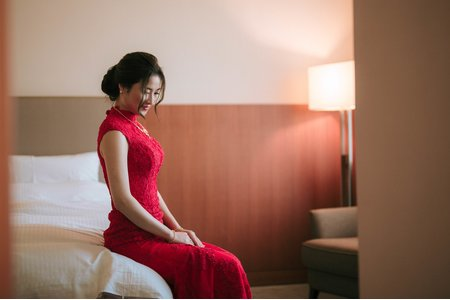 20200118台中港酒店訂結儀式、福宴餐廳宴客