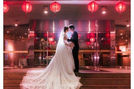 20200112台中訂結雙儀式、悅華酒店宴客