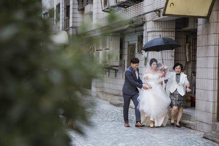 20191117迎娶儀式、新莊典華證婚午宴