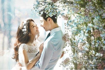 韓風唯美婚紗/婚紗攝影