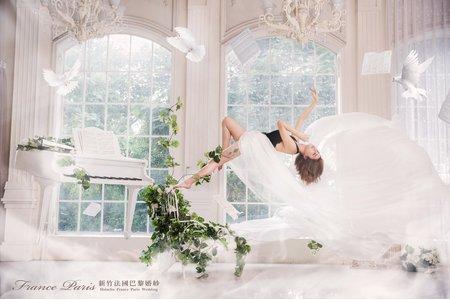 飄浮婚紗/自助婚紗攝影