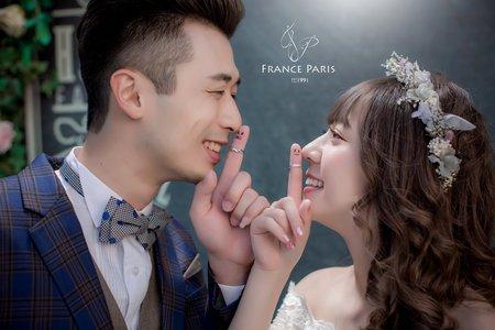 新竹法巴|韓風輕婚紗