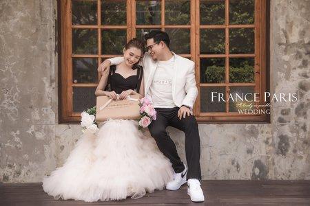 新竹法巴 | 唯美自然婚紗 |  韓系婚紗