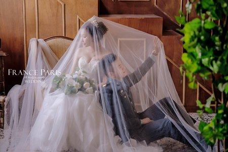 新竹法巴 | 拍婚紗