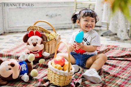 新竹法巴 |  扣人心弦的樂符 |寶寶照