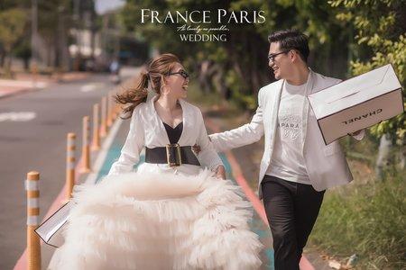 新竹法巴 | 說走就走的婚紗 |  韓系婚紗
