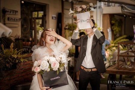 新竹法巴 | 景點婚紗|客照分享|時尚街拍|個性甜美