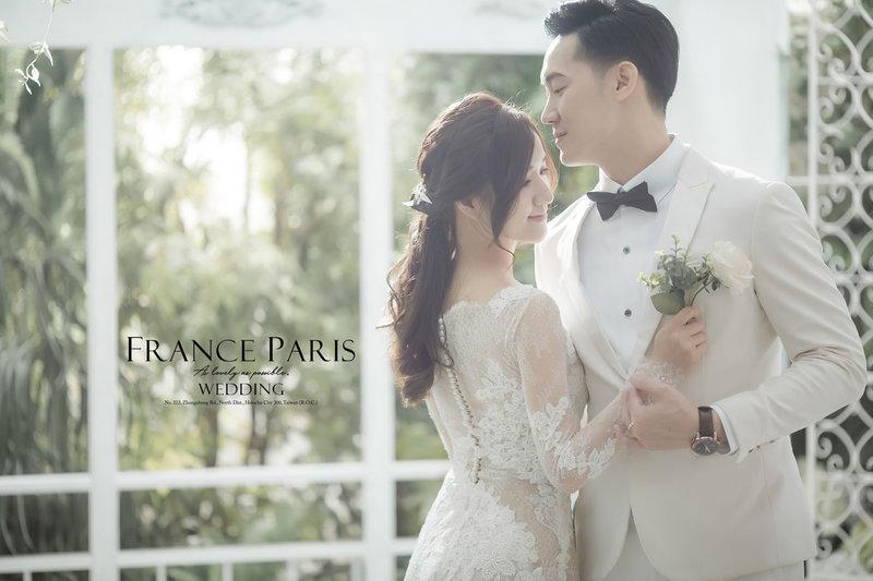 自然清新 | 韓式婚紗