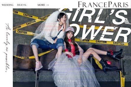 新竹法巴 | 閨蜜照|同志婚紗|個性寫真|街拍|森林系